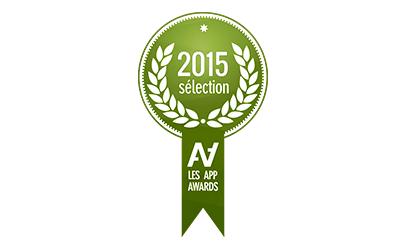 Badge Selection App Awards 2015