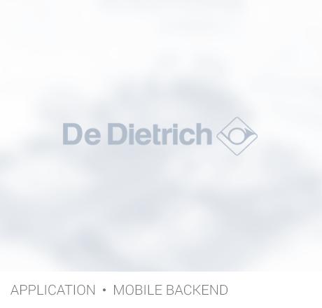 app Dedietrich gris