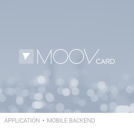 app MoovCard gris
